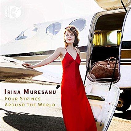 Irina Muresanu, Four Strings Around the World Reveiw 2