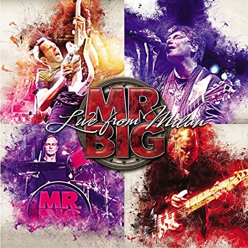 Mr. Big, Live from Milan Review 2