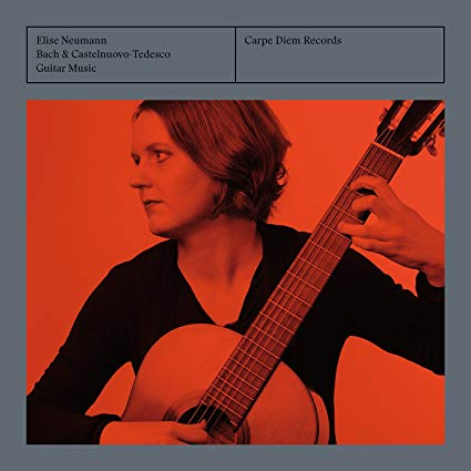 Elise Neumann, Bach & Castelnuovo-Tedesco: Guitar Music Review 2