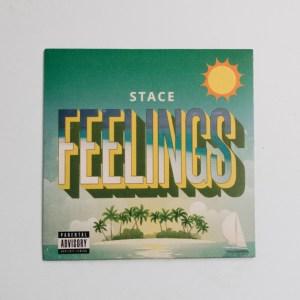 """""""Feelings"""" by STACE (Single)"""