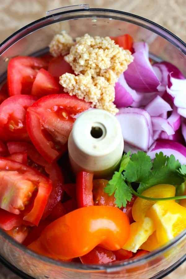 cilantro lime salsa 2
