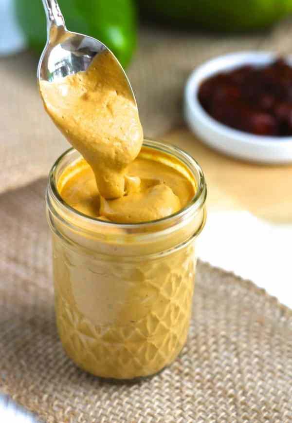 Avocado Chipotle Sauce