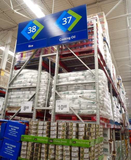 Coconut oil at Sam's Club