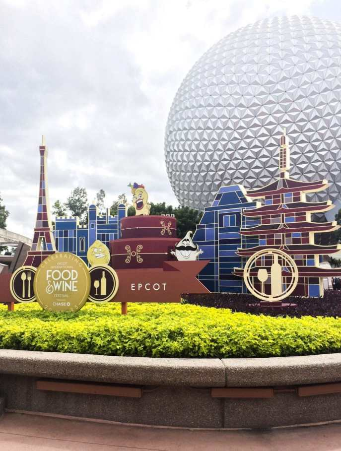 Review of food and drinks at the 2015 Epcot Food and Wine Festival at Walt Disney World.