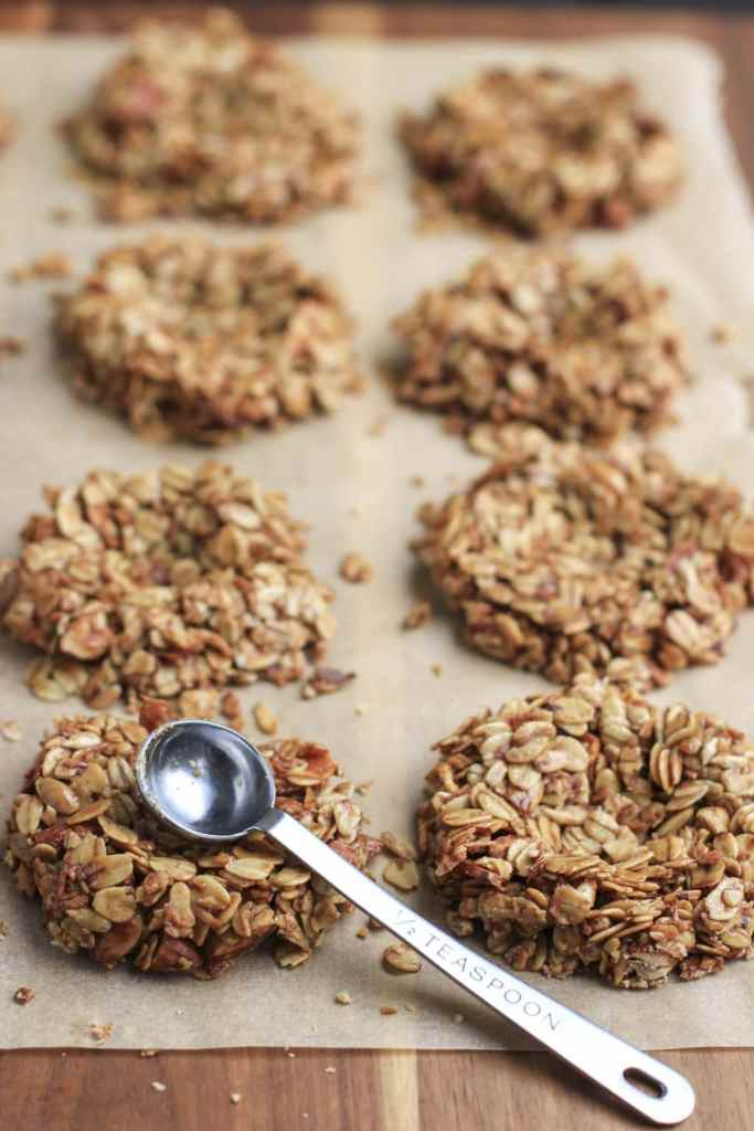 granola bird nests