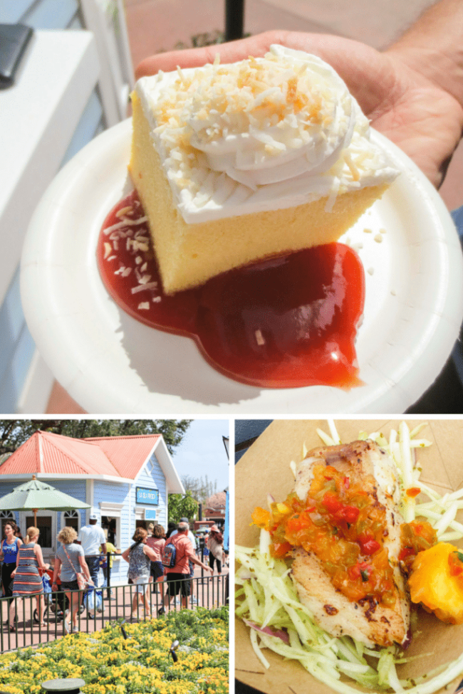These are the best eats of the fest! Read before you go to the Epcot Flower and Garden festival!