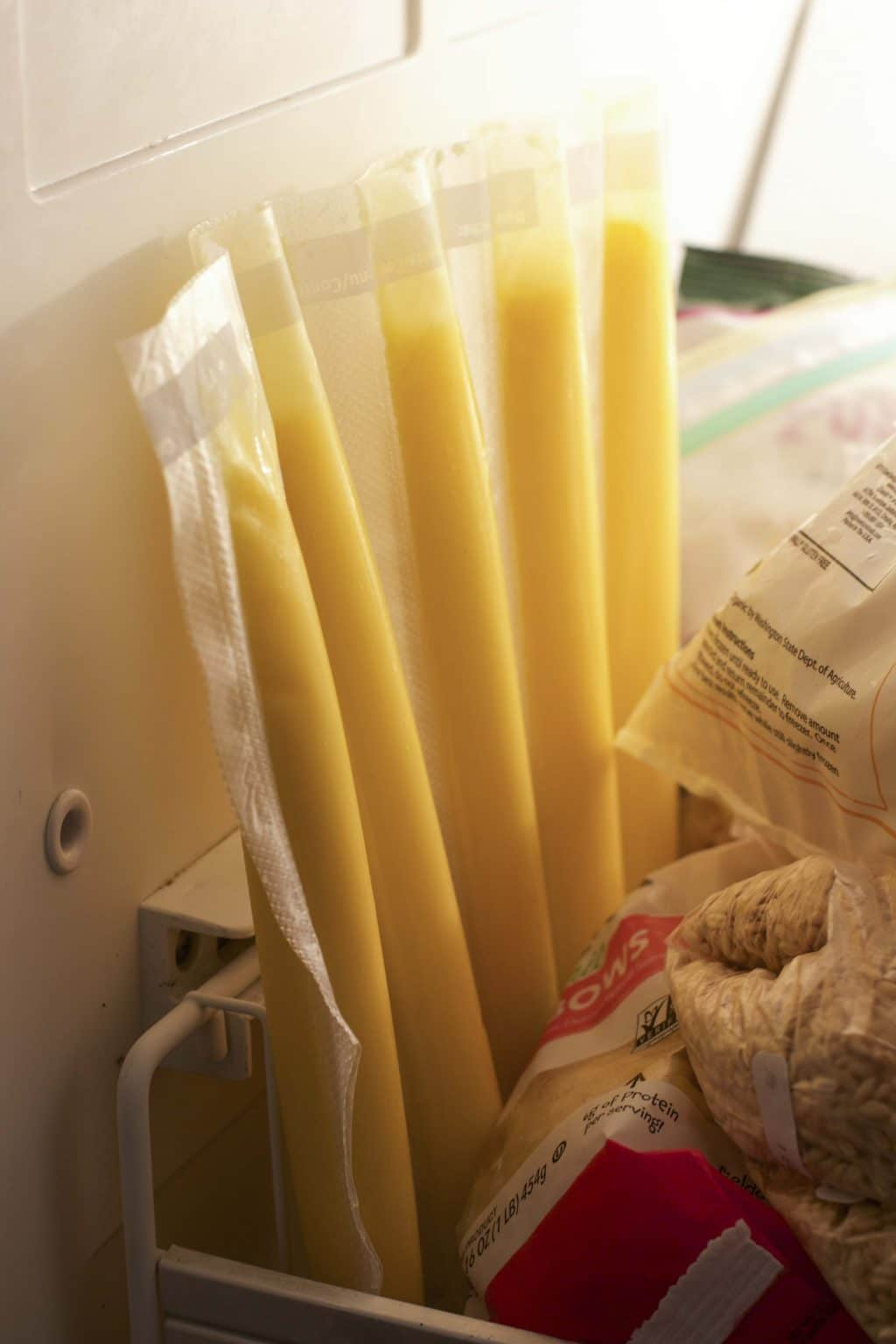 Use A Foodsaver To Make 2ingredient Mango Popsicles