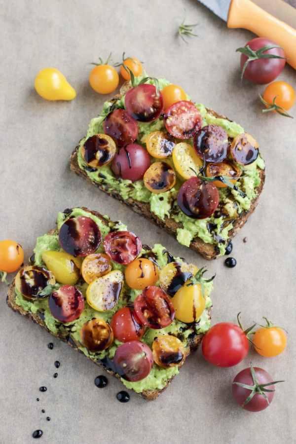 Avocado toast - 3 ways!