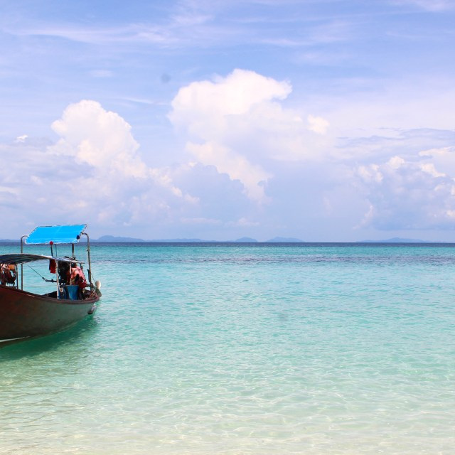 Bamboo Island, Thailand - Healthy Eating Tips for International Travel | by Stacey Mattinson
