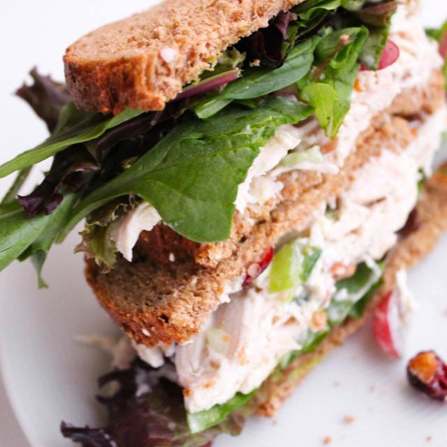 The Best Chicken Salad Ever  by Stacey Mattinson Related