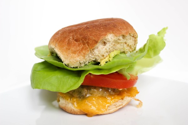 Healthier Classic American Cheeseburger | by Stacey Mattinson