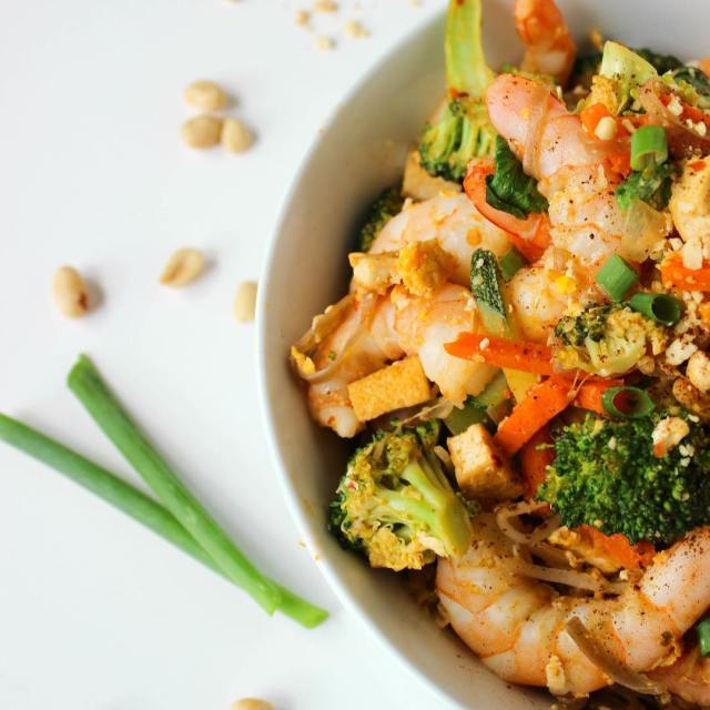 Straight outta Thailand This Low Sugar Pad Thai made withhellip