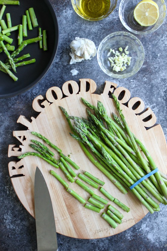 Words with Boards Cutting Board   by Stacey Mattinson, MS, RDN, LD