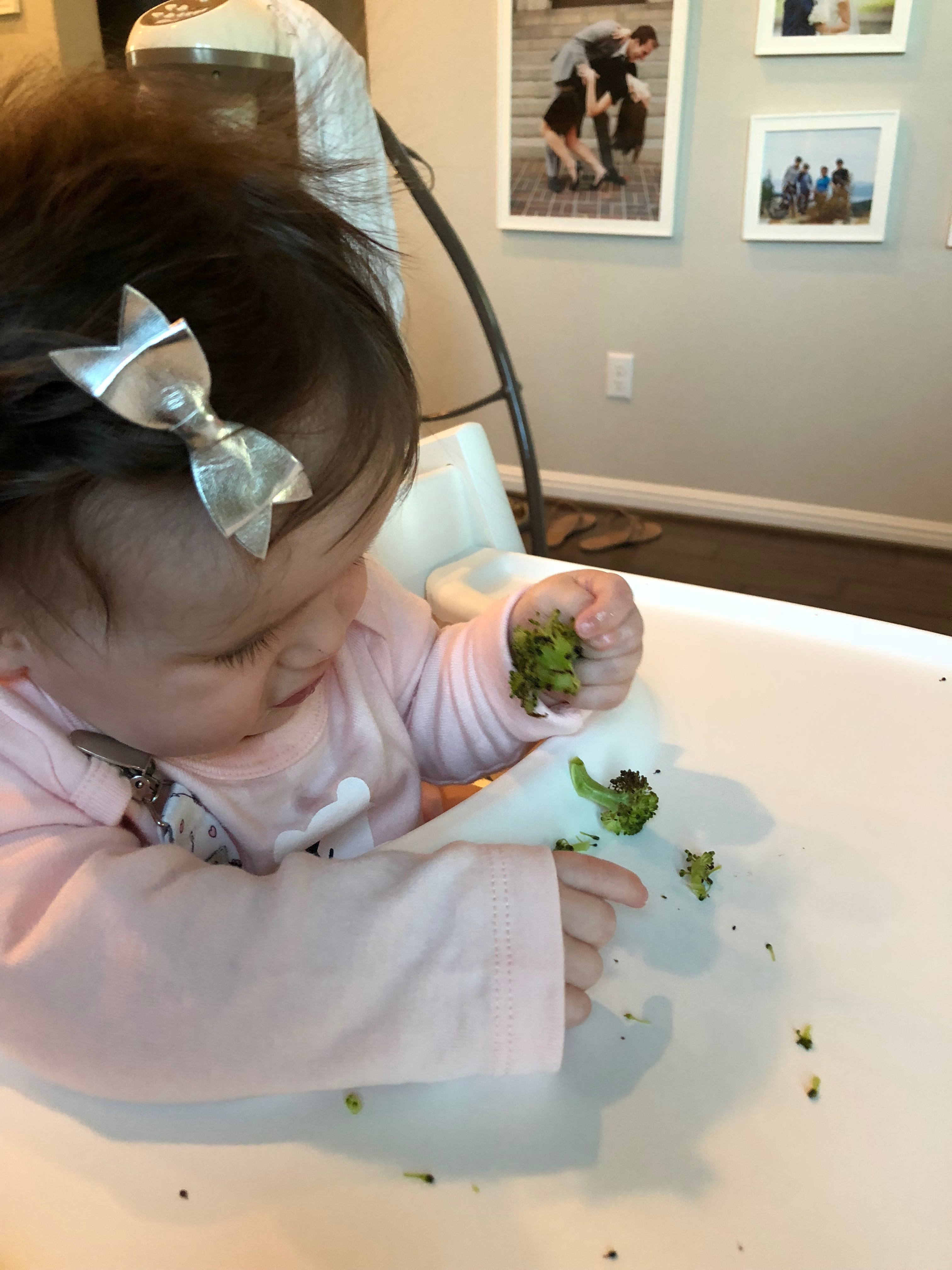 Introduce Solids to Baby by Stacey Mattinson Nutrition
