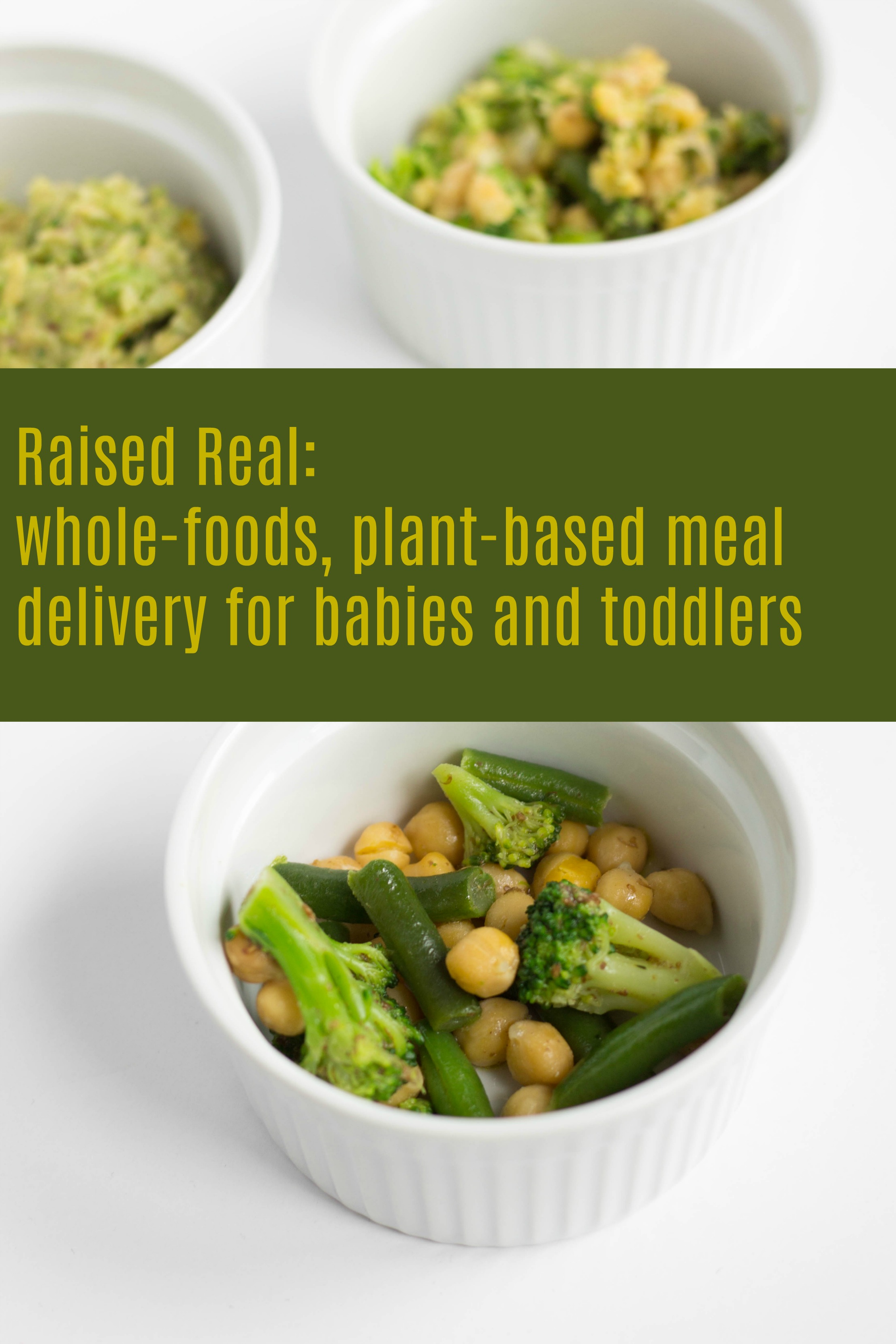 #ad Raised Real offers an easy, whole-foods feeding solution for your little one. It's nutritionally balanced and convenient. Raised Real Product Review by Stacey Mattinson Nutrition