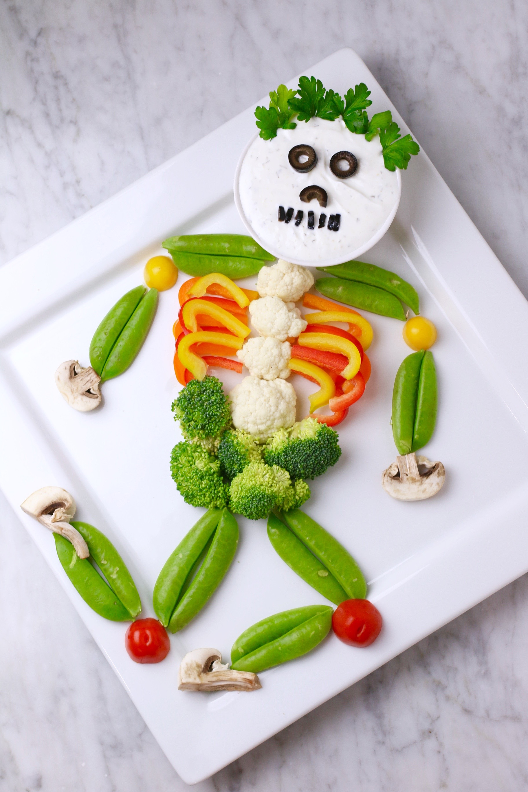 healthy halloween recipes | halloween food ideas - stacey mattinson