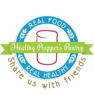 Healthy Prepper's Pantry Share Images