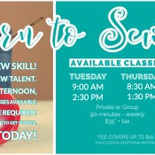 Learn to Sew | Sewing Lessons | Available | Stacey Sansom Designs