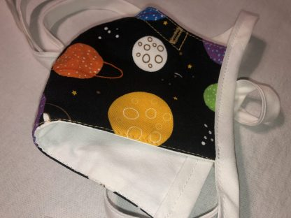 Medium Face Mask (Ver 2) - Planets | Stacey Sansom Designs