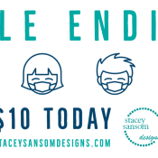 SALE ENDS TODAY (May 1, 2020) | Face Masks | Stacey Sansom Designs