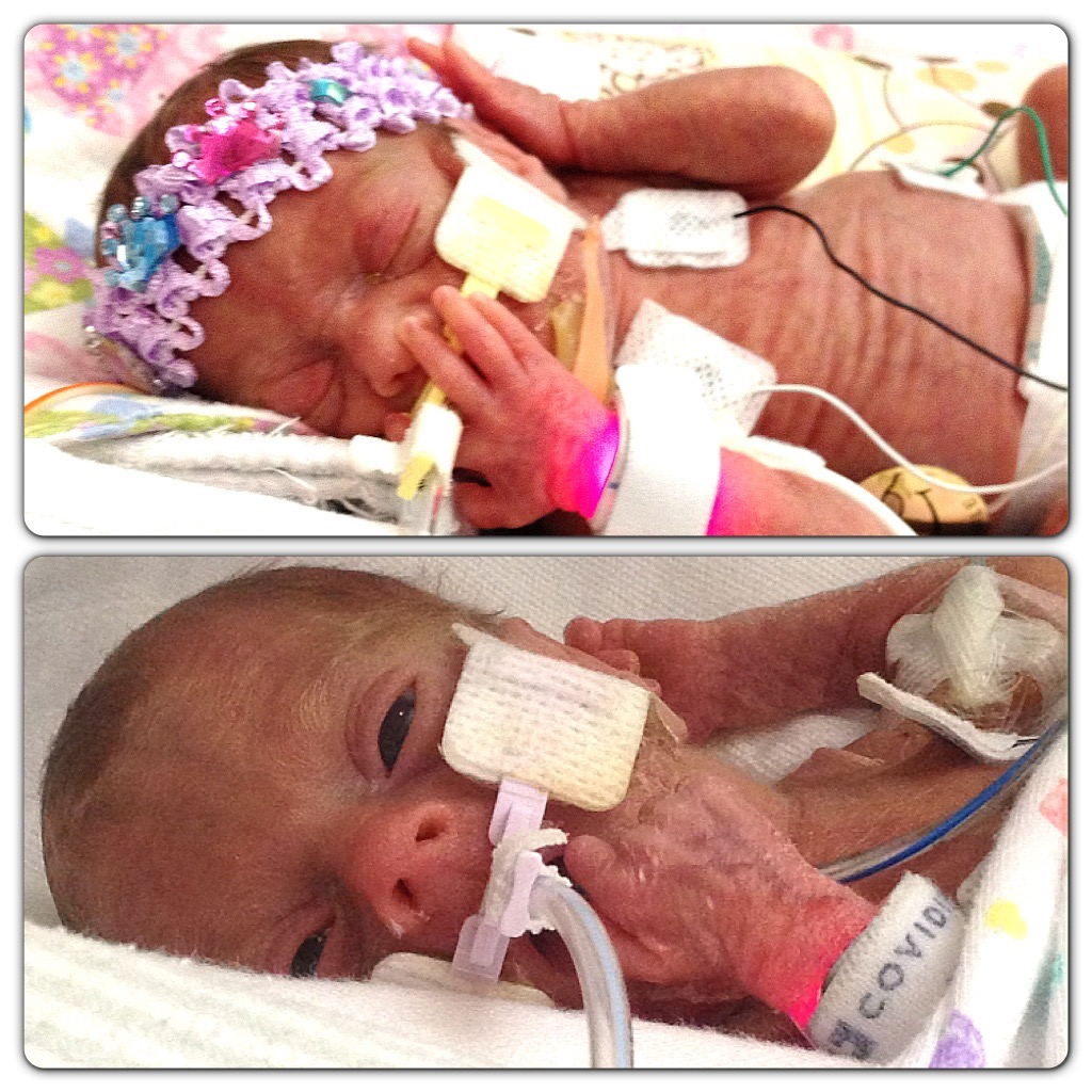 The Challenge Of Naming My Premature Babies