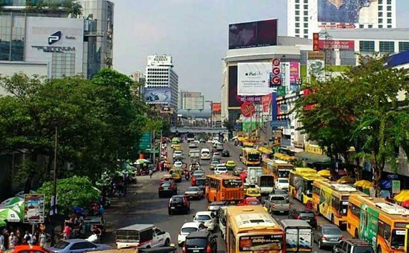 Photos: Bountiful views of Bangkok