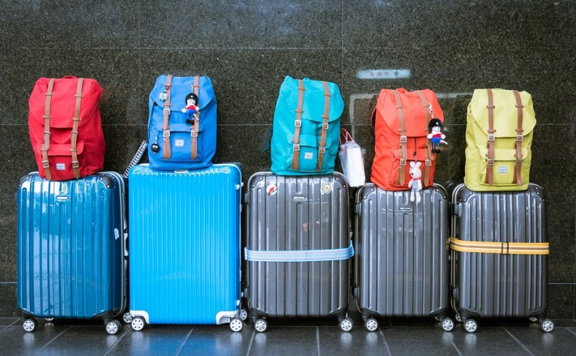 Daily travel links for 2018-11-09: Beating baggage fees, Mexico City's new airport and travel onesies