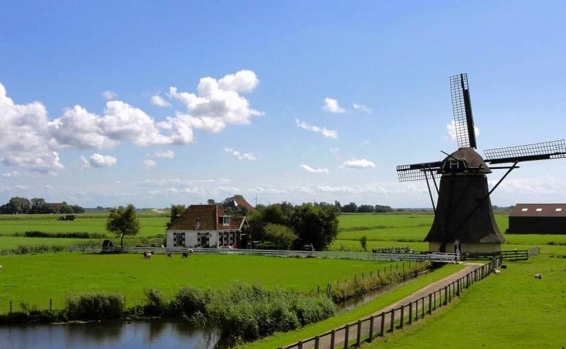 It's Netherlands, not Holland