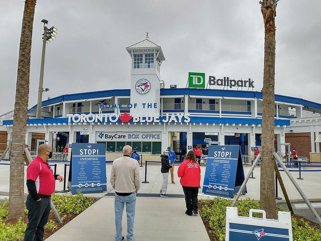 Dunedin TD Ballpark Florida baseball