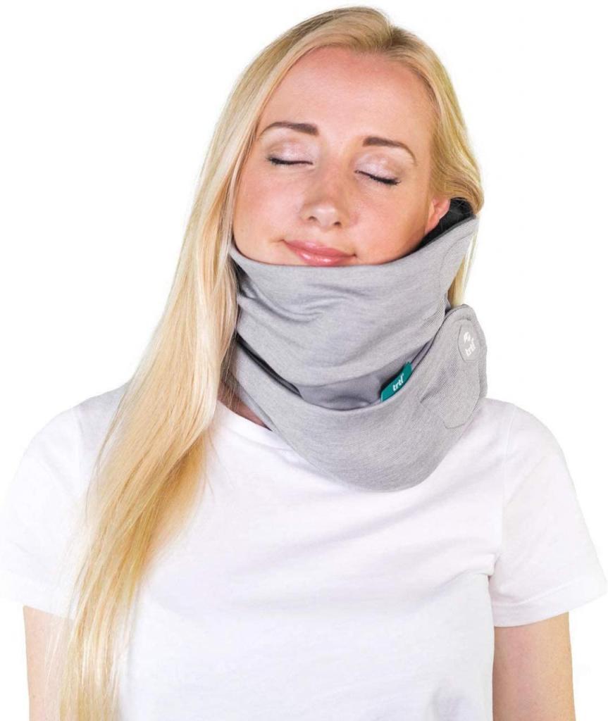 trtl Pillow Plus, Fully Adjustable Travel Pillow