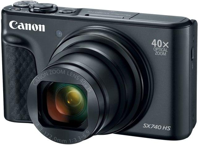 Canon PowerShot SX740 Digital Camera w/40X Optical Zoom