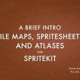 Brief Intro to Tile Maps, Spritesheets and Atlases