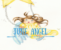 Monthly Angel for June and how to call upon them. Medium Stacie Overman