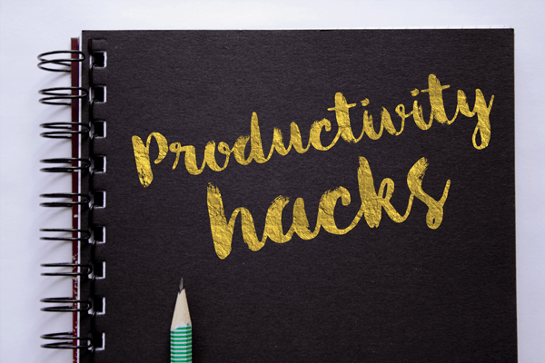 Writing hacks — working from home