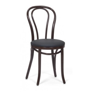 T18 Side Chair With Upholstered Seat