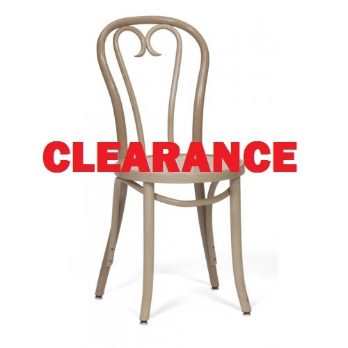 T19 Side Chair with Veneer Seat