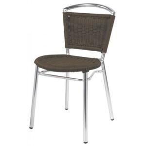 Wicker Side Chair