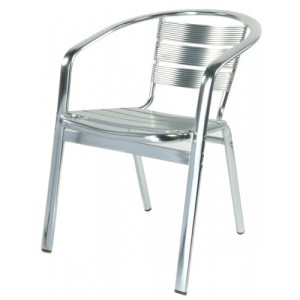 The All Aluminum Arm Chair