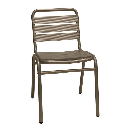 all aluminum chair