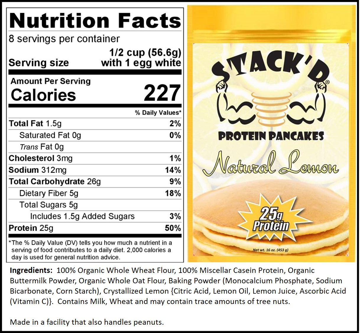 Egg White Nutrition Facts 1 Cup