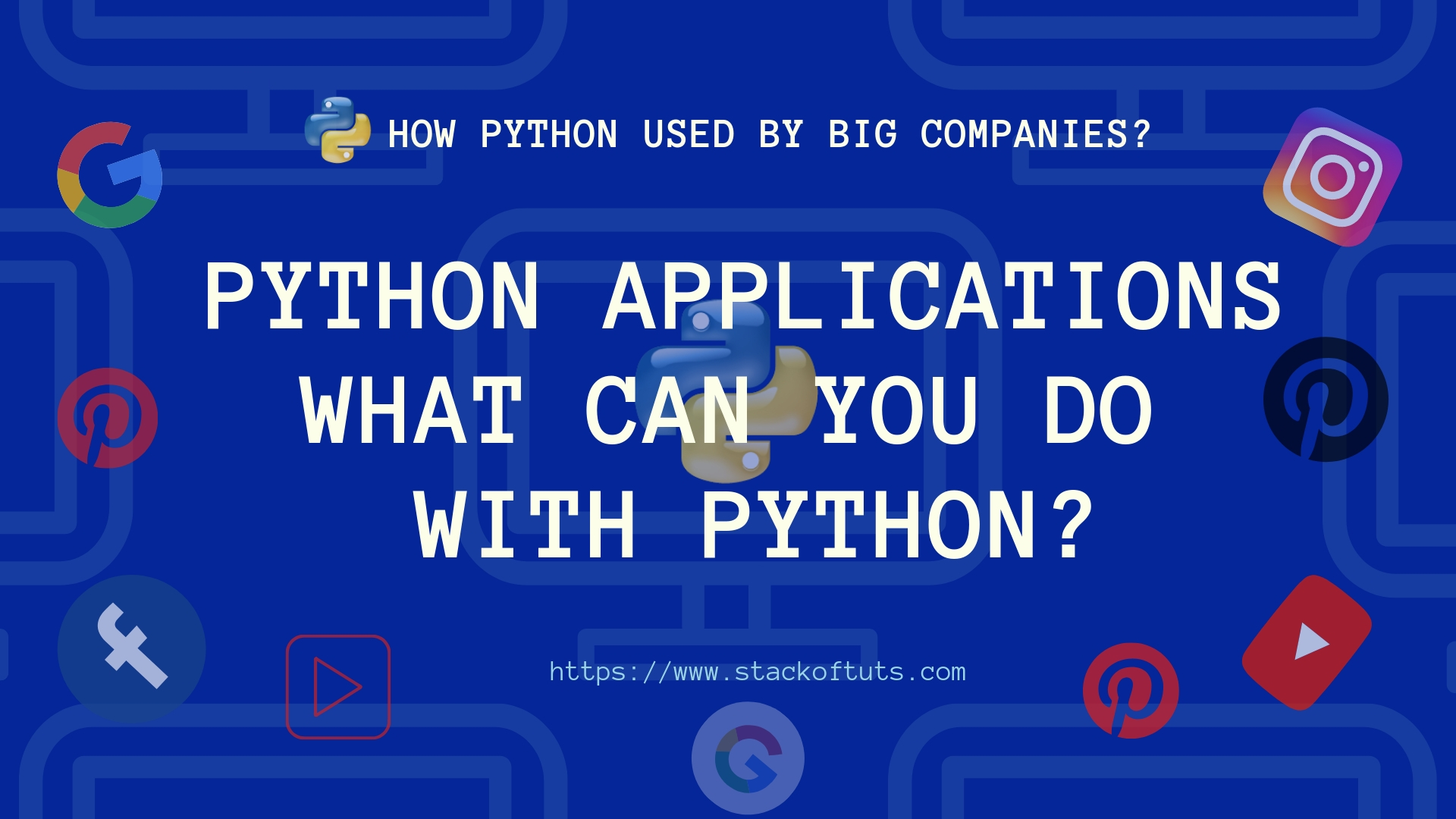 Python Applications Examples