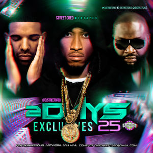 Various_Artists_2dayz_Exclusives_Vol_25-front
