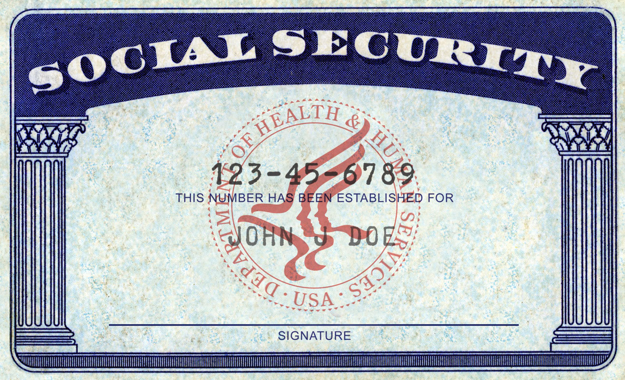 A T Amp A Curse The Social Security Number