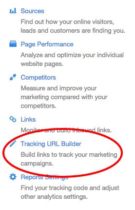 Tracking URL Hubspot