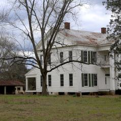 Gorgeous Historic Southern Home. If walls could talk!