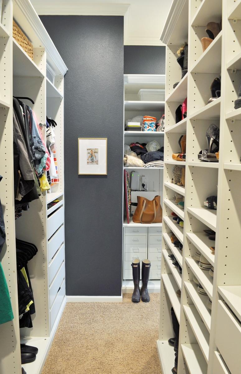 Builder To Custom Diy Custom Closets On A Budget