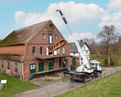 Saisoneröffnung im Kehdinger Küstenschiffahrts-Museum