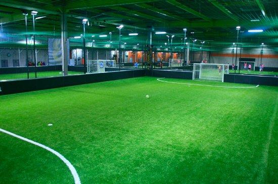 stadium five center futsal perpignan five perpignan