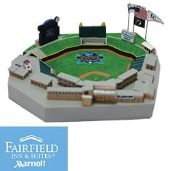 Werner Park Replica Stadium - Omaha Storm Chasers - 4-30-2016