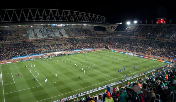 FIFA World Cup 2010 Stadiums - South Africa - The Stadium ...
